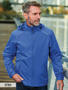 Jackets (System Jacket: Water-repellent)